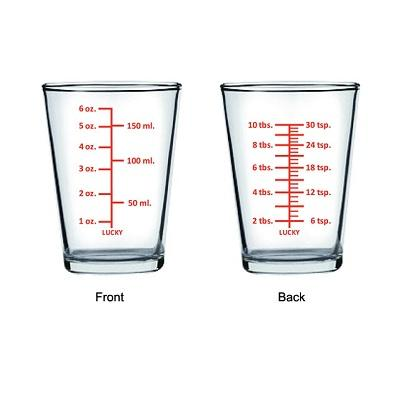 Lucky Scale Glass LG-105307(64)-Scale